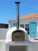 Picture of Garden Wood Fired Pizza Oven - LISBOA 100cm