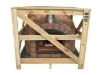 Picture of Wood Brick Oven  RUSTIC PIZZA  -  110cm