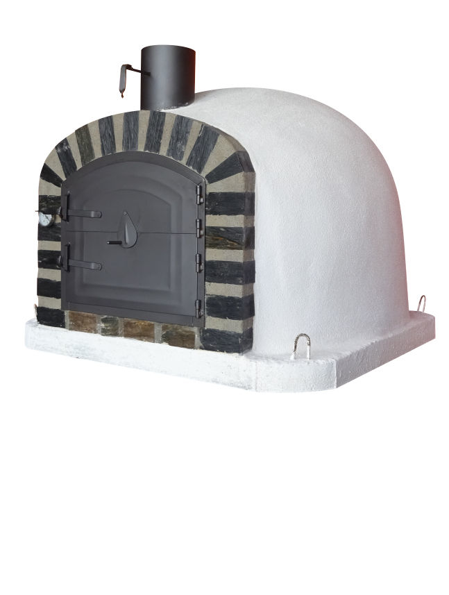 Bbq And Ovens Wood Burning Fired Brick Pizza Oven Luigi 120cm